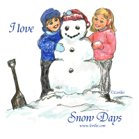 26. I Love Snow Days!