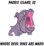 Devil Dog Parris Island