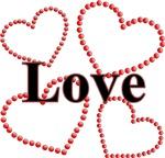Love & Heart design
