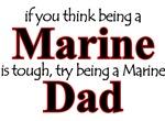 Being a Marine Dad Design