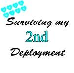 USCG Wife Surviving 2nd Deployment Design