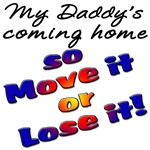 My Daddy's coming home