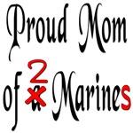 Proud Mom of 2 Marines
