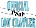 Official USAF Low Crawler (2 colors inside)