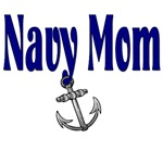 Navy Mom with anchor