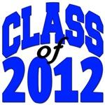 Class of 2012 (blue)