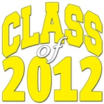 Class of 2012 (yellow)