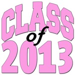 Class of 2013 Pink