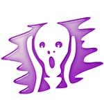 Halloween Purple Scream