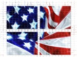American Flag Design 2