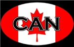 Canadian stickers
