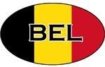 Belgian Stickers