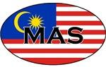 Malaysian Stickers