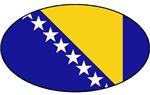 Bosnia Herzegovina stickers
