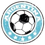 Argentina Soccer (distressed)