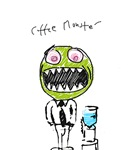 Frosty the Surfing Snowman & Coffee Monsters