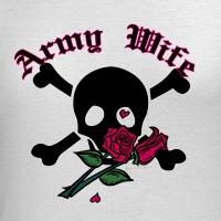 Army Wife Skull