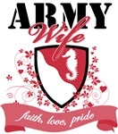 36th Engineer Army Wife T-shirts & Gifts