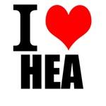 HEA clothes