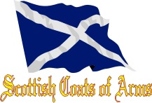Scottish Coats of Arms / Scottish Family Crests