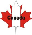 Canada Maple Leaf Flag