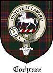 Cochrane Clan Crest Tartan