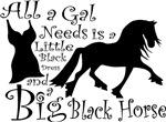 Friesain - Little Black Dress