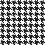 Classic Houndstooth Pattern