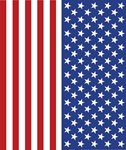 American Stars and Stripes