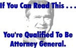 If You Can Read This... You're Qualified...