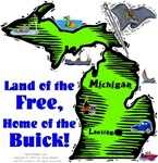 MI - Land of the Free, Home of the Buick!