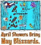 CO - April Showers Bring May Blizzards!