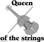 Queen of the Strings (Violin).