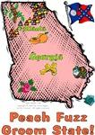 GA - Peach Fuzz Groom State! (1956 flag)