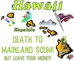 HI - Death To Mainland Scum...