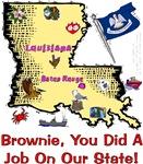 LA-Brownie, You Did A Job...