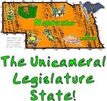 NE - The Unicameral Legislature State!