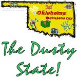 OK - The Dusty State!