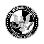 Fence US Border Patrol SpAgnt