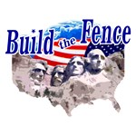 Build The Fence: Shirts, Stickers & Gear