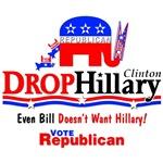 Drop Hillary