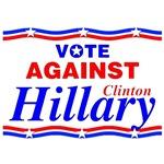 Vote Against Hillary Clinton