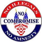 No Amnesty Logo