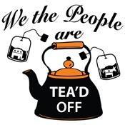 Tea'd Off Tea Party