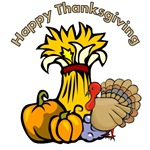 Thanksgiving Day Gifts and Apparel