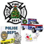 Christmas Gifts for firefighters, EMT, Paramedics