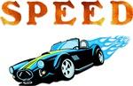 Custom Cars With Speed!