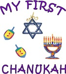 My First Hanukkah