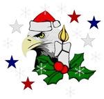 Christmas American Eagle