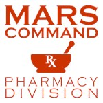 Mars Command Pharmacy Division